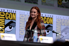 Sophie Turner (Gage Skidmore) Tags: sophie turner game thrones hbo san diego comic con international 2017 convention center california