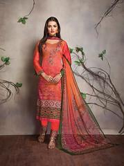 Deep Pink Cotton,Satin Straight Cut Salwar Suit (nikvikonline) Tags: satin satinsalwar salwarkameez pakistani pakistanisuit suit suitsalwar salwar kameez designersalwar salwarsuit designer kamiz kamizonline suits straight pant green blue bridal wedding dress dresses
