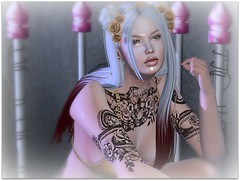 Coco (Abi Latzo) Tags: white~widow uber events bento mesh meshbody meshhead ink tattoo truth sintiklia maitreya catwa astralia gacha secondlife sl shopping fashion avatar model