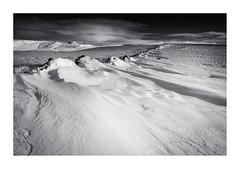 Kinder mono 2 (ciollileach) Tags: landscape landscapephotography winter snow wilderness peakdistrict kinderscout drift blackandwhite drama chill frozen freeze