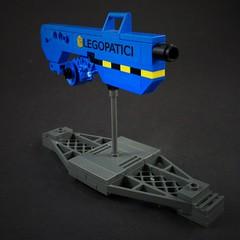 FKL.1 [Legopatici Custom] Weapon (Marco Marozzi) Tags: lego legomech legomecha legodesign marozzi marco moc mecha mech minifigure mechsuit mechasuit drone robot
