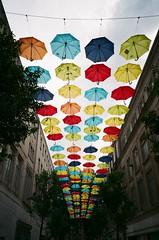 Liverpool (iampaulrus) Tags: paulfargher paulfargherphotography analogue analog analoganalogue35mm film filmphotography lomography lomo liverpool lca umbrella