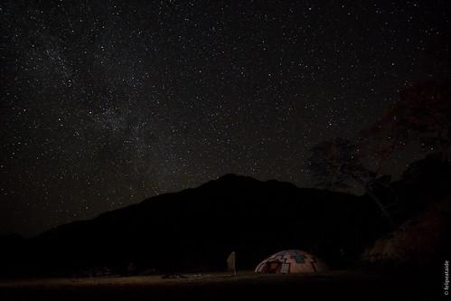 Noites estreladas no meio do mato e um amor enorme por esta Serra do Espinhaço como um todo. Isto é Sagrado.