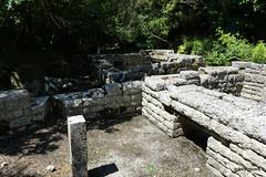 0014 Eastern Wall,  Gate, Butrint (6) (tobeytravels) Tags: albania butrint buthrotum illyrian easternwall