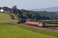Tanks A Lot (Richie B.) Tags: 6s36 cummersdale carlisle cumbria colas rail brush traction procor mirrlees british class 60 60095