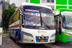Genesis Transport Service, Inc. - 818485 (James Carlo Bon Beñas) Tags: santarosamotorworks daewoobus daewoo bv115 genesistransport