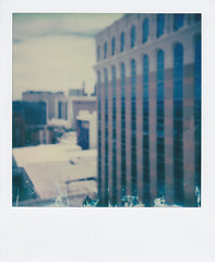 (kelseyc203photography) Tags: lasvegas polaroid 660 600 square instant film