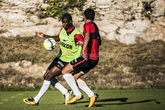 control (Oliver Dom Photography) Tags: southoffrance sport topsport topsports foot ball football top monaco asmonaco pro prof action actionphotography photography photo ilovephotography team training cotedazur frenchriviera france lafrance nike