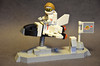 Rocket to the Moon (IamKritch) Tags: lego spaceship space shuttle coinoperatedride kiddieride astronaut series 15 collectableminifigure classicspace chibi