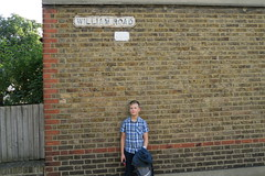 (andrew gallix) Tags: william yeartwelve wimbledon williamroad