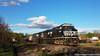 NS 8065 GE ES44AC (10A) (Trucks, Buses, & Trains by granitefan713) Tags: ns norfolksouthern ge generalelectric gevo evolutionseries gees44ac es44ac es44 roadpower nikon nikond3100 train freighttrain mixedfreight manifest locomotive sunburyline nssunburyline