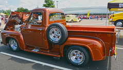 54' Ford (brutus61534) Tags: 54ford truck pickup tires carshow ppg nationals hot rods 2017 columbus ohio
