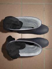 Sweaty Boots (Warm Clothes Fetish) Tags: sweaty boots rain sweat hot warm