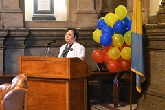 2017 Colombia Flag Raising-027 (Philly_CityRep) Tags: cityofphiladelphia colombia flag raising