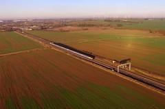 222 aa Harrowden Jct 200117 D Wetherall (MrDeltic15) Tags: eastmidlandstrains meridian class222 midlandmainline harrowdenjunction mrdeltic15 drone