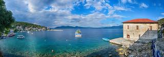 Αγία Κυριακή Νότιο Πήλιο Agia Kyriaki South Pelion panorama3