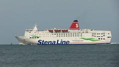 17 07 30 Stena Europe Rosslare  (2) (pghcork) Tags: stenaline stenaeurope stenahorizon rosslare wexford ireland ferry