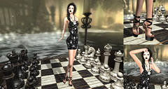 LuceMia - The Darkness Monthly Event (MISS V♛ ITALY 2015 ♛ 4th runner up MVW 2015) Tags: thedarknessmonthlyevent event dress zoawesum nyne cynosure ip nails shoes makeup catwa hairs fashion sl new models lucemia