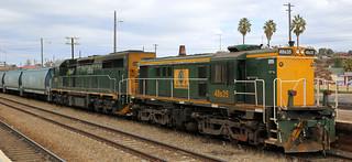 Green Train Grain @ Junee