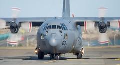 RNZAF C-130H Hercules @ Wellington Airport (111 Emergency) Tags: rnzaf royal new zealand air force c130h hercules wellington airport nzwn military aviation aircraft