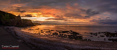 Pennan (DC-Studio) Tags: pennan panorama seascape landscape long exposure scotland aberdeenshire haida manfrotto tamron bracketing beach sea nikon nisi nd1000 sunset 2470 ngc