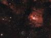 Bubble nebula (DrGkill) Tags: ngc7635 bubble nebula bulle nébuleuse deepsky astrophoto astronomie astronomy star stars étoiles étoile qhy163m filters ha halpha aloha oiii oxygen hydrogen hydrogène oxygène stellarwind ventstéllaire newton ts150 avalon linear qhy qhy5lii canon 200mm m52 open cluster astrometrydotnet:id=nova2206806 astrometrydotnet:status=solved