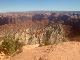 Upheaval Dome View