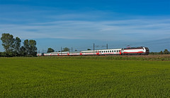 IC675 (maurizio messa) Tags: sun ic icsun ic675 intercity pavese lombardia e402 e402b nikond7100 mau bahn ferrovia treni trains railway railroad