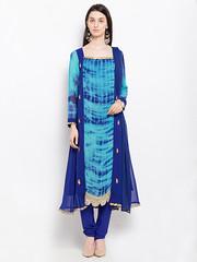 Readymade Blue Faux Georgette Salwar Kameez (nikvikonline) Tags: cotton salwarkameez designerwear designer designercollection dailywear designersuit pakistanisuit partywear pakistanisalwarsuit pakistanikameez printed patiala patialasuit pakistanidress printedwork pakistaniwedding pakistaniwear