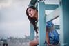 IMG_0345 (molyka_seang) Tags: beach california lifeguardtower blue cloudydays summer venicebeach