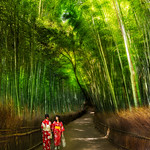 Two Women in Kyoto thumbnail