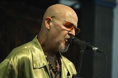 John Mooney & Bluesiana (2017) 03 - John Mooney (KM's Live Music shots) Tags: blues unitedstates neworleans johnmooney neworleansjazzheritagefestival bluestent fairgroundsracecourseneworleans