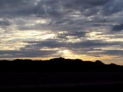 Black Canyon (thomasgorman1) Tags: clouds canyon sky az arizona highway landscape cloudy darksky mountains sunset sundown dusk canon