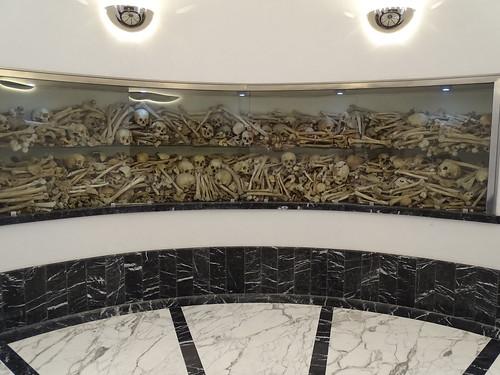 Sacrario dei 300 di Pisacane.