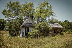 Old Homestead (A Anderson Photography, over 1.8 million views) Tags: homestead tile canon
