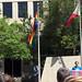 Rainbow Flag Raised