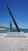 pythagoras staty (Veli Vilppu) Tags: borås egeiskahavet filosof greece grekland mäkikihniä pythagoras pythagorion statue velivilppu staty sverige sweden theorem veli vilppu σάμοσ