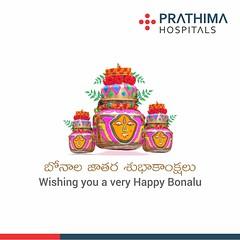 Bonalu Festival _ FB Creative (PrathimaHospitals) Tags: prathimahospitals wishing you all happy bonalu బొనాల జాతర శుభాకాంక్షలు