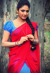 Indian Actress Haripriya Hot Sexy Images Set-2  (42)