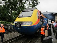 43044@Pickering2 (zipdiskdude) Tags: hst class43 43044 pickering northyorkshiremoorsrailway eastmidlandstrains railwaychildren nymr pickeringpaxman
