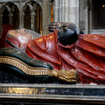 Cardinal Beaufort's Tomb at Winchester Cathedral thumbnail