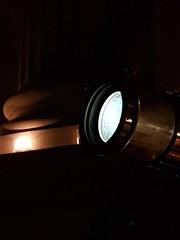 Through a Lantern Darkly (failing_angel) Tags: 081016 london phone kensingtonchelsea bromptoncemetery londonmonthofthedead magiclantern professormervynheard phantasmagoria throughaglassdarkly