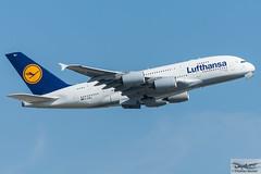 Lufthansa Airbus A380-841 D-AIMJ Brüssel (718658) (Thomas Becker) Tags: lufthansa dlh airbus a380841 a380800 a380 daimj brüssel staralliance msn 73 281111 fwwsp 130612 lh729 shanghai pvg fraport flughafen airport aeroport aeropuerto aeroporto fra eddf frankfurt plane spotting aircraft airplane avion aeroplano aereo 飞机 vliegtuig aviao аэроплан samolot flugzeug germany deutschland hessen rheinmain nikon d7200 nikkor 80400g vrii dx raw gps aviationphoto cthomasbecker 170718 departure geotagged geo:lat=50039523 geo:lon=8596970 aerotagged aero:airline=dlh aero:man=airbus aero:model=a380 aero:series=800 aero:tail=daimj aero:airport=eddf
