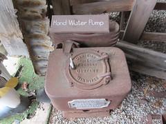 Pump it up! (jamica1) Tags: creston bc museum british columbia canada dominion foundry winnipeg pump