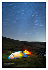 Tavy Cleave Trails (danielsgroves) Tags: tent glow tents stars night dartmoor longexposure astrophotography