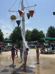 IMG_2463 (Montgomery Parks, MNCPPC) Tags: southgermantownpark splash southgermantownsplashplayground water