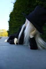 Tsukki (Aria Wings) Tags: boy msd bjd doll balljointeddoll steampunk demon tsukki nice sweet dollkot fotografie photography natur bjddoll