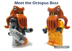 Meet the Octopus Boss (WhiteFang (Eurobricks)) Tags: lego collectable minifigures series city town space castle medieval ancient god myth minifig distribution ninja history cmfs sports hobby medical animal pet occupation costume pirates maiden batman licensed dance disco service food hospital child children knights battle farm hero paris sparta historic ninjago movie sensei japan japanese cartoon 20 blockbuster cinema people
