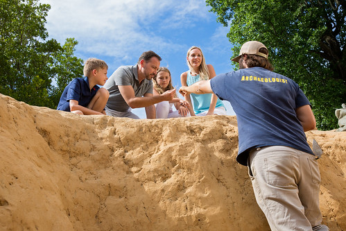 Archeological Dig Historic Jamestown_Visit Williamsburg