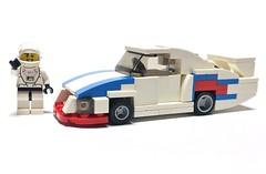 """Porsche 935/78 """"Moby Dick"""" (kitt/jip) Tags: 4wlc lego"""